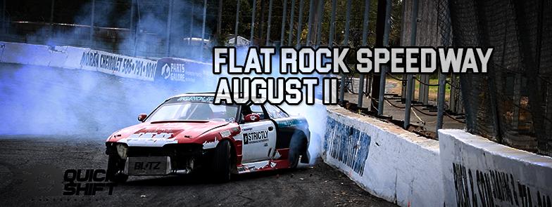 Event #4: Flatrock Speedway Image