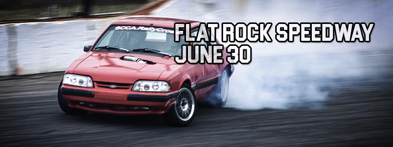 Event #2: Flat Rock Speedway Image